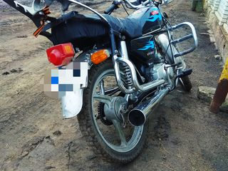 Alpha Moto 50