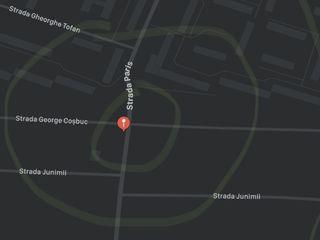 Cumpar Garaj in apropiere de str. Paris intersectie cu str. George Cosbuc
