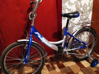 Продаю детский велосипед от 6 до 9 лет.