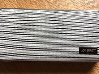 Boxă portabilă wireless cu două canale stereo bas bluetooth