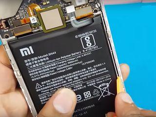 Xiaomi RedMi Note 5 Bateria nu se încarcă? O vom înlocui fără probleme!