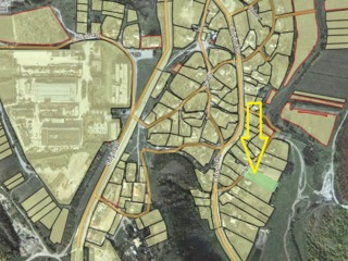 Teren pentru constructii, 15,5 ari, satul Goian, comuna Ciorascu - 9900 euro