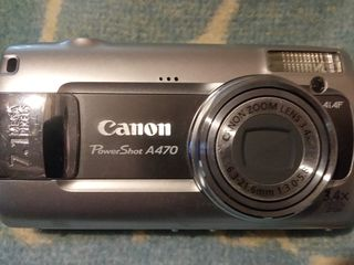 Canon полностью в рабочем состоянии.