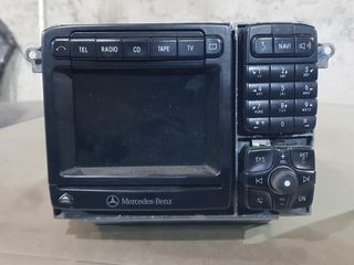 Mercedes Benz-Comand W220 . Original.