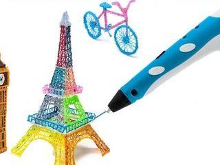 Сделай подарок своему ребенку- купи 3D ручку!Дарите яркие эмоции!