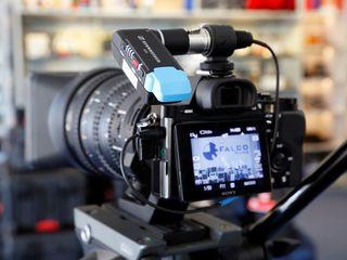 Microfoane pentru camere foto / video Rode, Sennheiser. Livrare în toată Moldova. Plata la primire