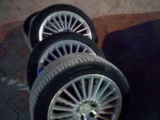 R17 Jante+anvelope mercedes audi voltswagen