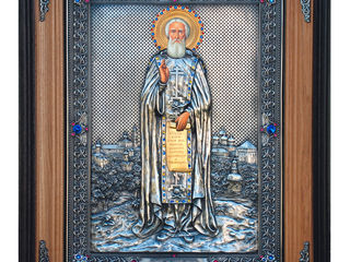 Икона Святой Преподобный Сергий Радонежский