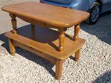 Masa pentru salon masa+4 scaune