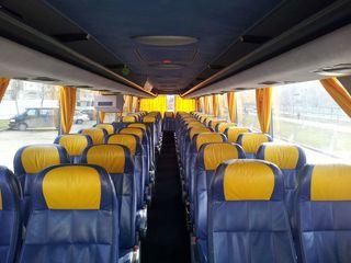 Autocare,Microbuse la comanda de la 6 la 60 locuri