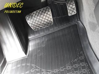 Скидки -10% Covorase auto din poliuretan  Коврики полики kovrice Unidec Covoraşe