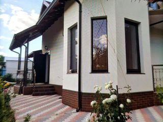 Продаётся новый дом. улма25 км по леушенской трассе 30 мин от города по хорошей дороге