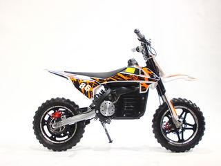 Motocicleta electrica pentru copii motokross posibil si in rate la 0% comision