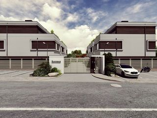 Townhouse unic in stil modern sect Buiucani