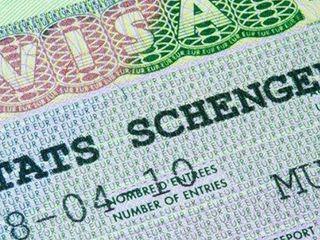 Schengen - Europa - Viza