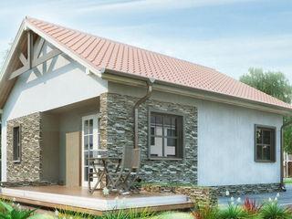 Строительство СИП домов в Молдове. Дом со всеми удобствами.