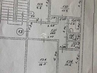 Se vinde apartament cu 3 camere Cahul Spirina