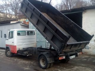 Mercedes REX 5 тонн. Грузоперевозки, строительные материалы