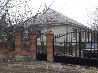 Se vinde casa cu un nivel,102 m.p. in Ialoveni. Pret 59000 euro.