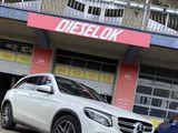 Chiptuning Mercedes GLC250d by Dieselok Chiptuning