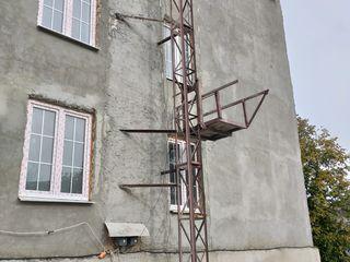 Строительный лифт, Грузоподъёмное оборудование, Ascensor industrial