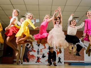 Dansuri pentru copii pe timp de vară la Râșcani, Școala de dansuri Passion Dance