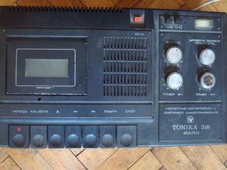 Магнитофон Тоника 310 стерео