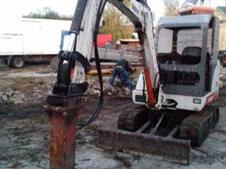 Ciocan hidraulic servicii