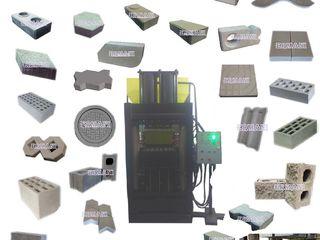 Станок для производства строительных материалов ermani hiper-190