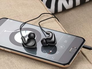 Casti Hoco M77 Original series earphones for Type-C display