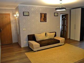 Сдается 3-комнатная уютная квартира по цене двухкомнатной. Есть все. Евроремонт. 275 евро