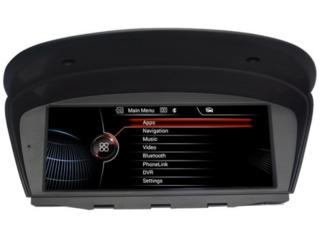Мультимедия BMW E60.