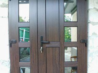 Uși și ferestre сu geam termoizolant la preț standart !