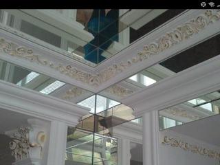 Монтаж декора из полиуретана.дюраполимера. Плинтуса,карнизы,молдинги,колонны и т.д Монтаж от 45 лей.