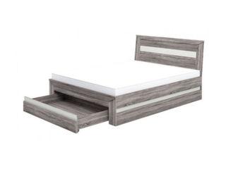 Кровать Неман Кристалл МН-131-01  с ящиком для белья. Доставка по всей Молдове-бесплатно!