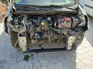 Мотор  1.5dci   Kangoo  2010