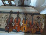 скрипки все размеры не дорого!
