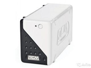 UPS на 500 / 650VA с гарантией - 400/450 лей.