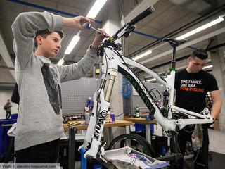 Reparatia bicicletelor rapid , calitativ si la un pret decent