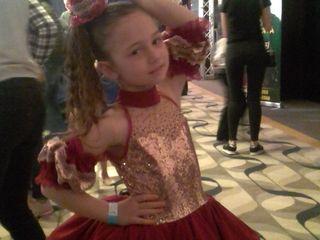 Costum pentru dans/scena
