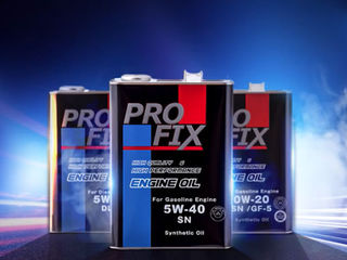 Бесплатная услуга по замене моторного масла Pro Fix