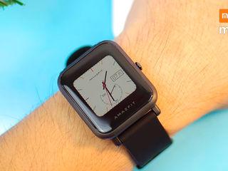 Ceasul inteligent Amazfit Bip – partenerul tău de fitness