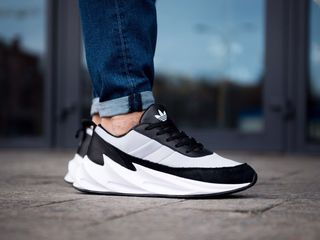 Adidas Sharks White & Black