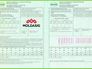 Carte verde românia / europa - livrare gratuită