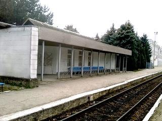 Продается коммерческое здание 335кв.м. на пероне железнодорожнего международнего вокзала г. Унгень