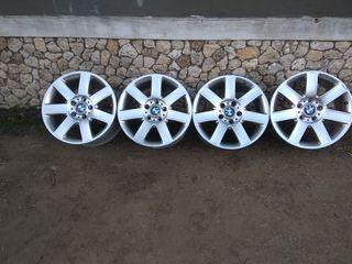 Jante R17 BMW E 46 E90 E91  5/120 origonale fara parcurs prin MD VW t5