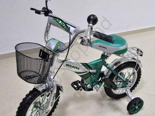 Bicicleta pentru copii MD12 Green Super preț 1120 lei Livrarea gratis