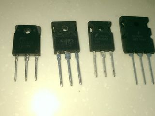 IGBT и MOS Tранзисторы для сварок Радиодетали