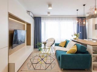 Gazda apartament in bloc nou,full mobilat si dotat cu tehnica!300€