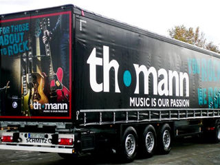Magazinul muzical Thomann! Amplificatoare din Germania
